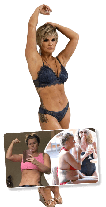 Kerry Katona Skinny Revolution