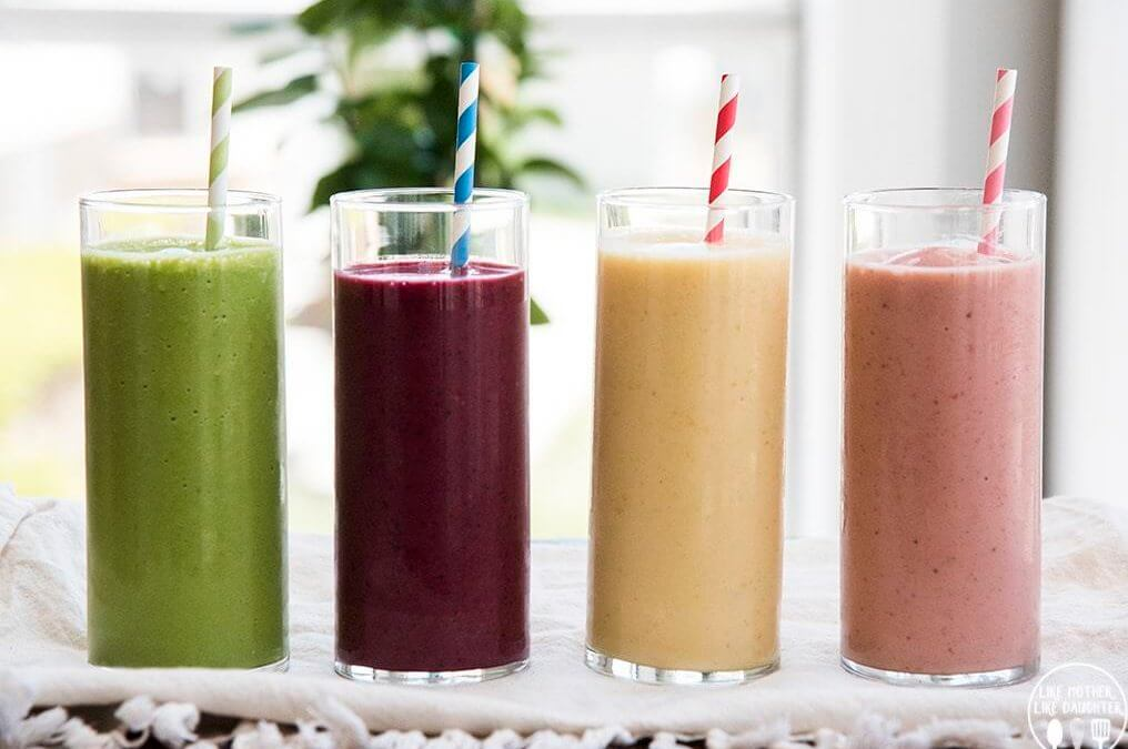 5 Irresistible Smoothie Recipes