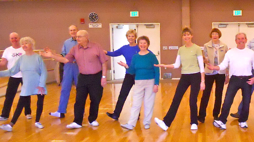 Getting Active for over 65s