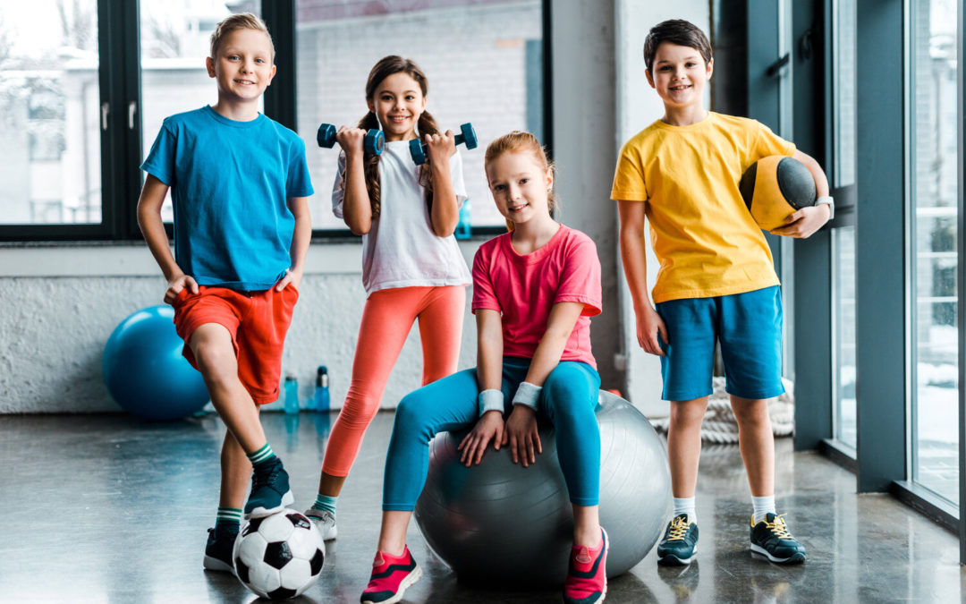 Making Fitness Fun – Getting Active with Kids